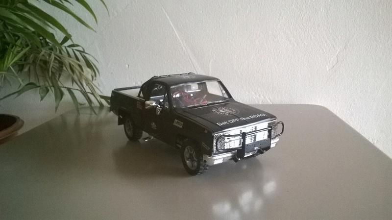 GMC pickup 1984 mini z Wp_20115