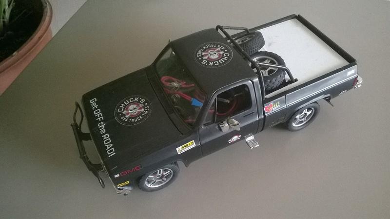 GMC pickup 1984 mini z Wp_20117
