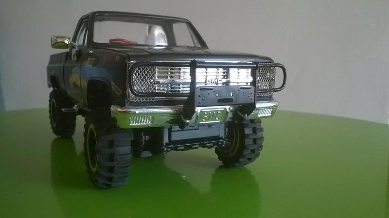 GMC pickup 1984 mini z Wp_20119