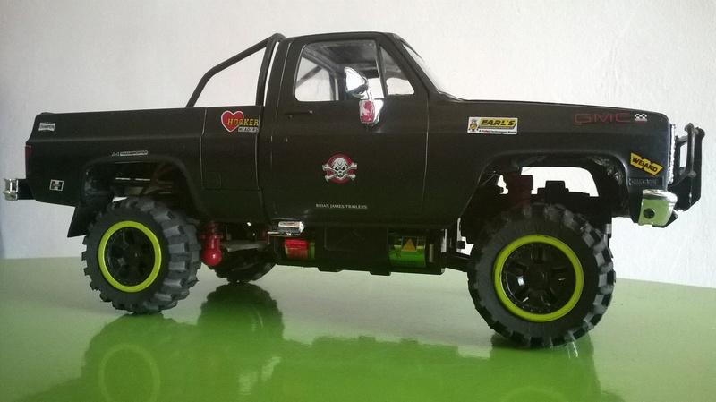 GMC pickup 1984 mini z Wp_20121