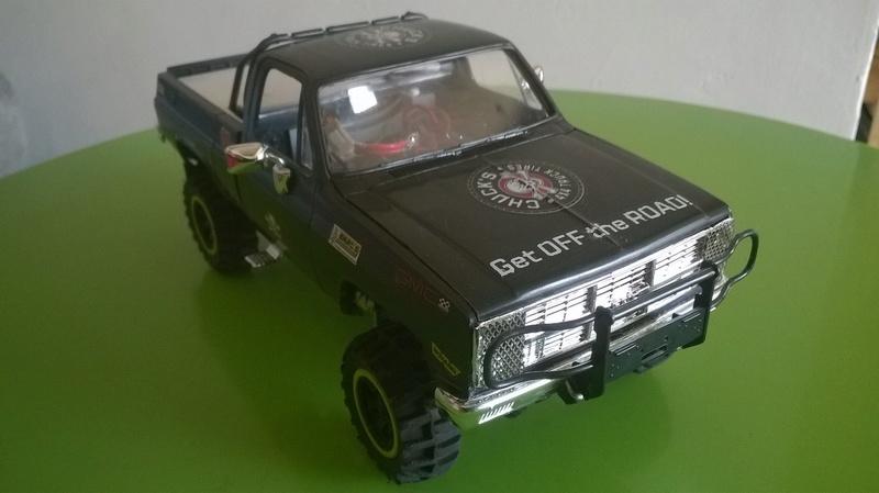 GMC pickup 1984 mini z Wp_20122