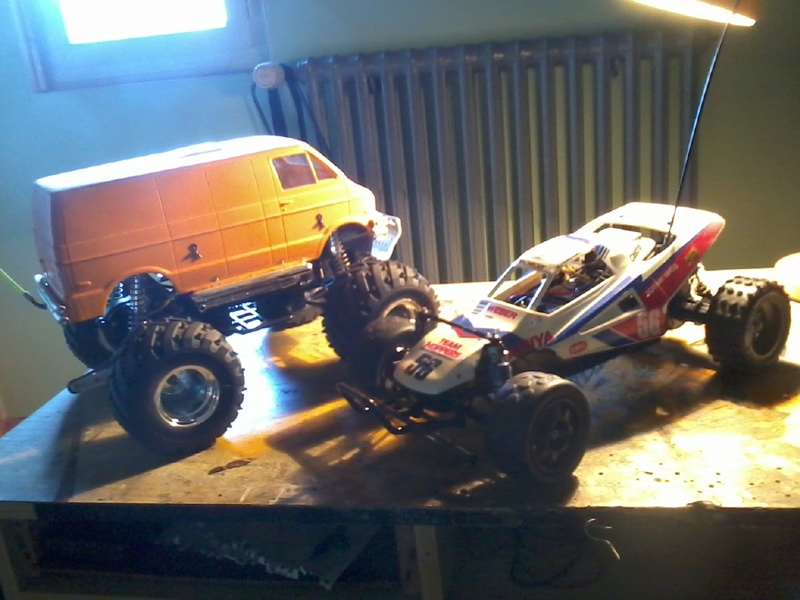 Tamiya LunchBox et Grasshopper. Photo013