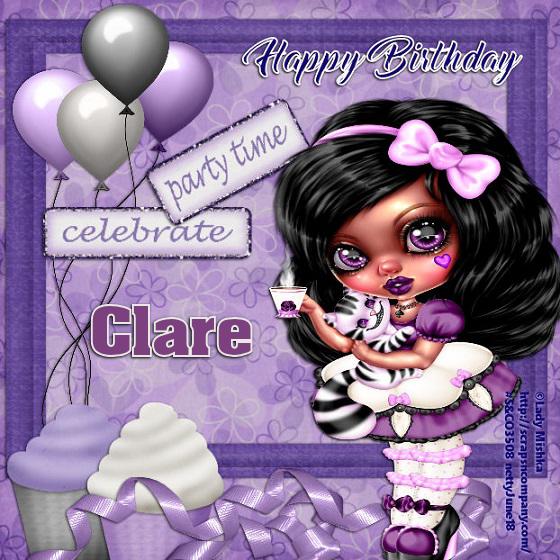CLARE'S FAIRY BOX Clarei10