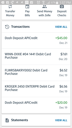 Free Smartphone App Paid Me $140 so far.. Dosh_p10