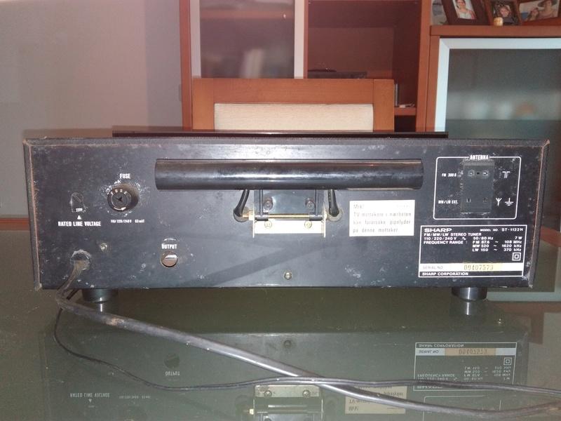 Restauro de um Sharp ST-1122 Img_2036