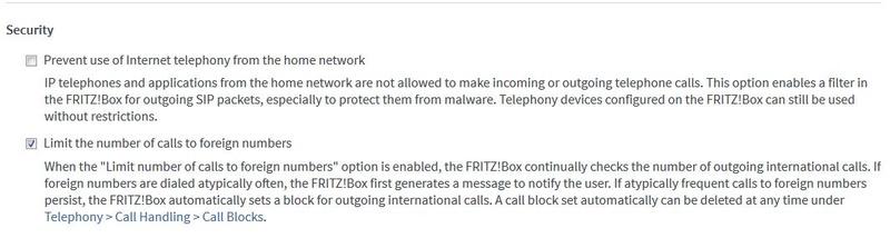 TimeOut e/o reason code 403 per Registrazione numero telefonico Fritz_13