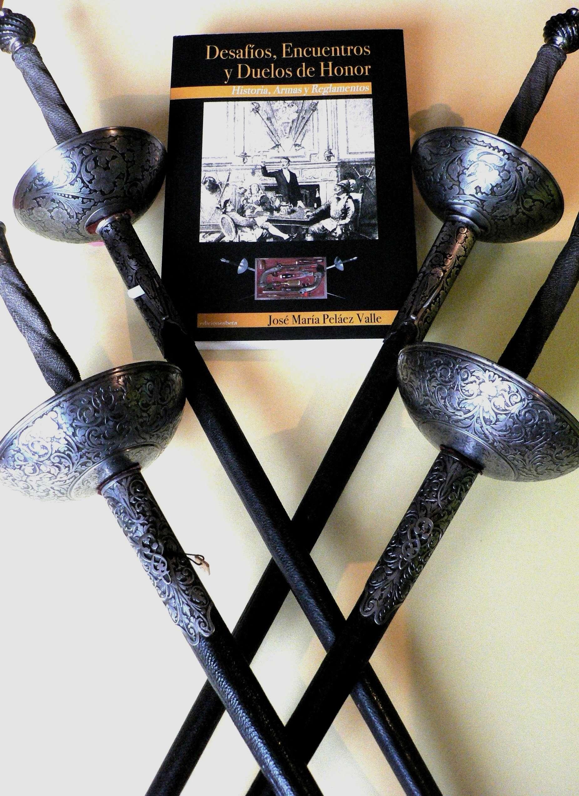 Épées de duel historiques françaises et espagnoles. P1170011