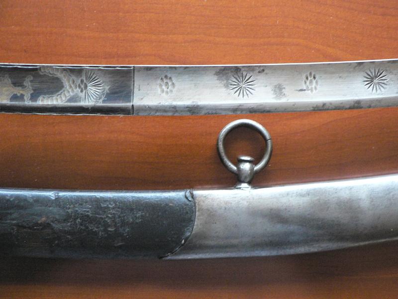 """Sabre """"Solingen"""" 18ème siècle. P1210026"""