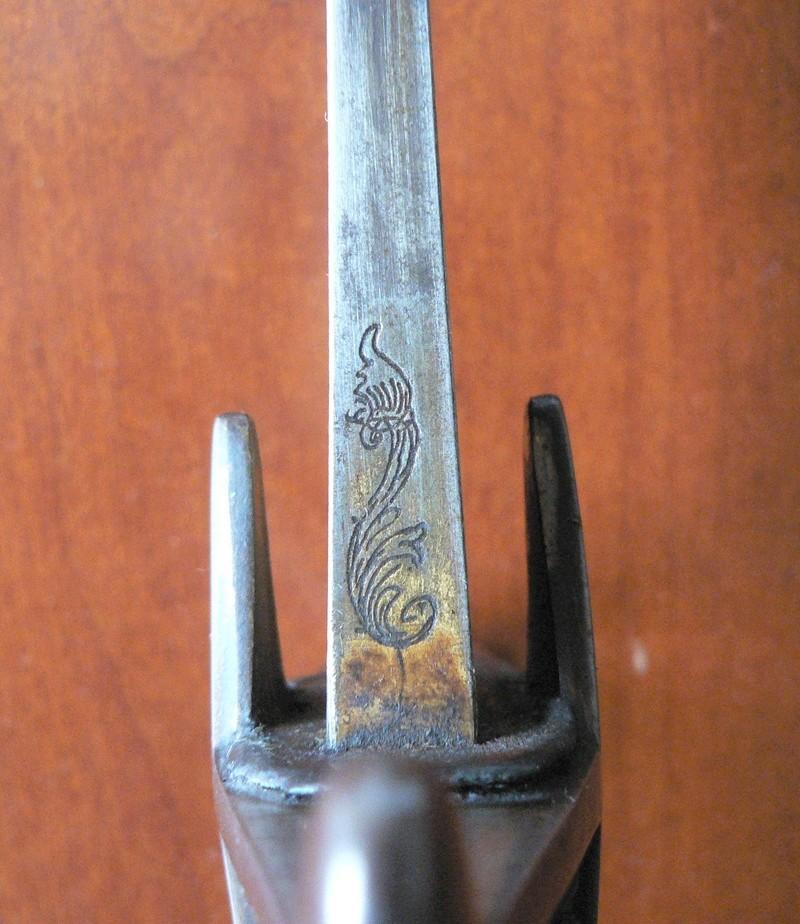"""Sabre """"Solingen"""" 18ème siècle. P1210028"""