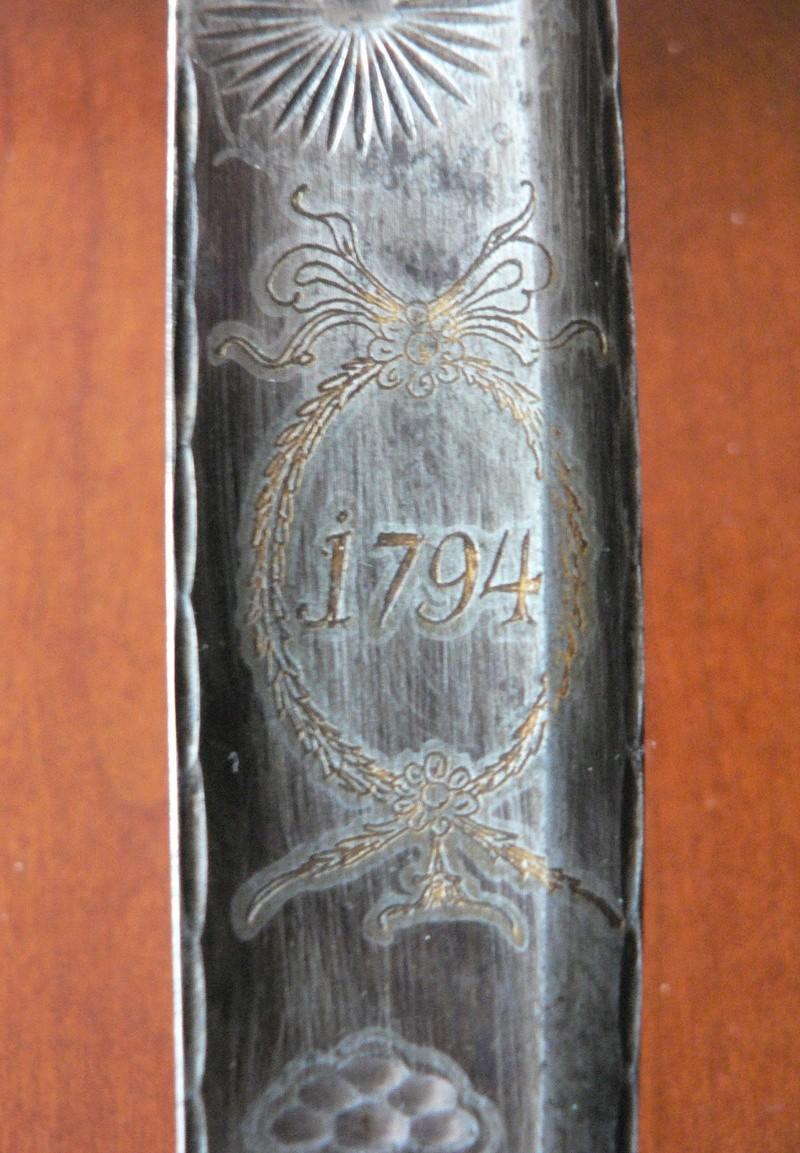 """Sabre """"Solingen"""" 18ème siècle. P1210029"""