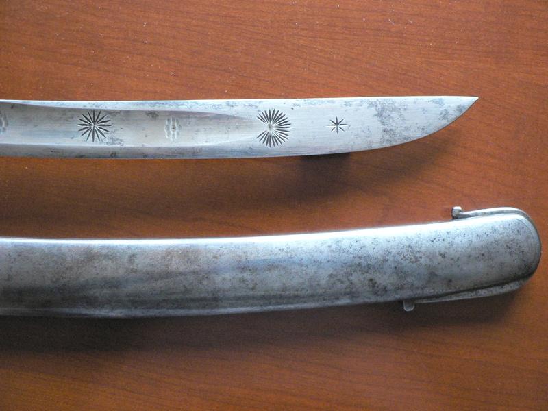 """Sabre """"Solingen"""" 18ème siècle. P1210030"""