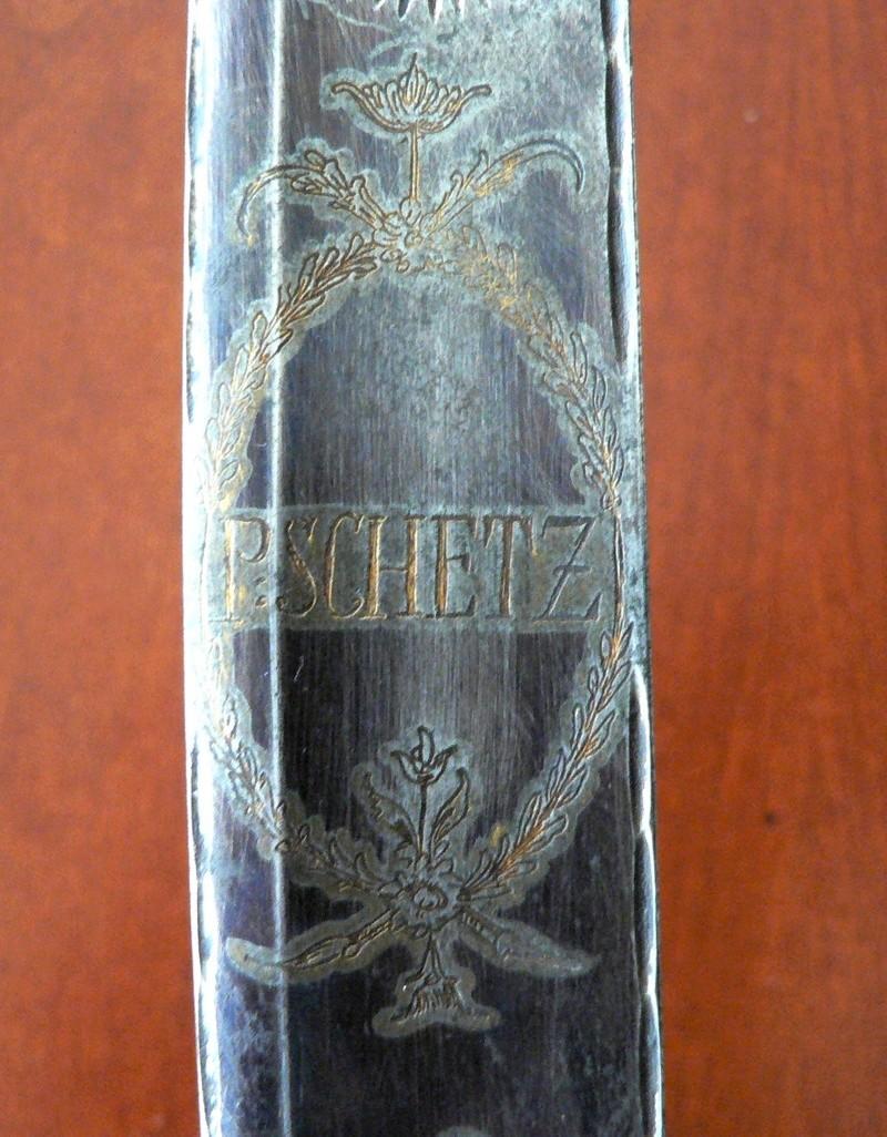 """Sabre """"Solingen"""" 18ème siècle. P1210116"""
