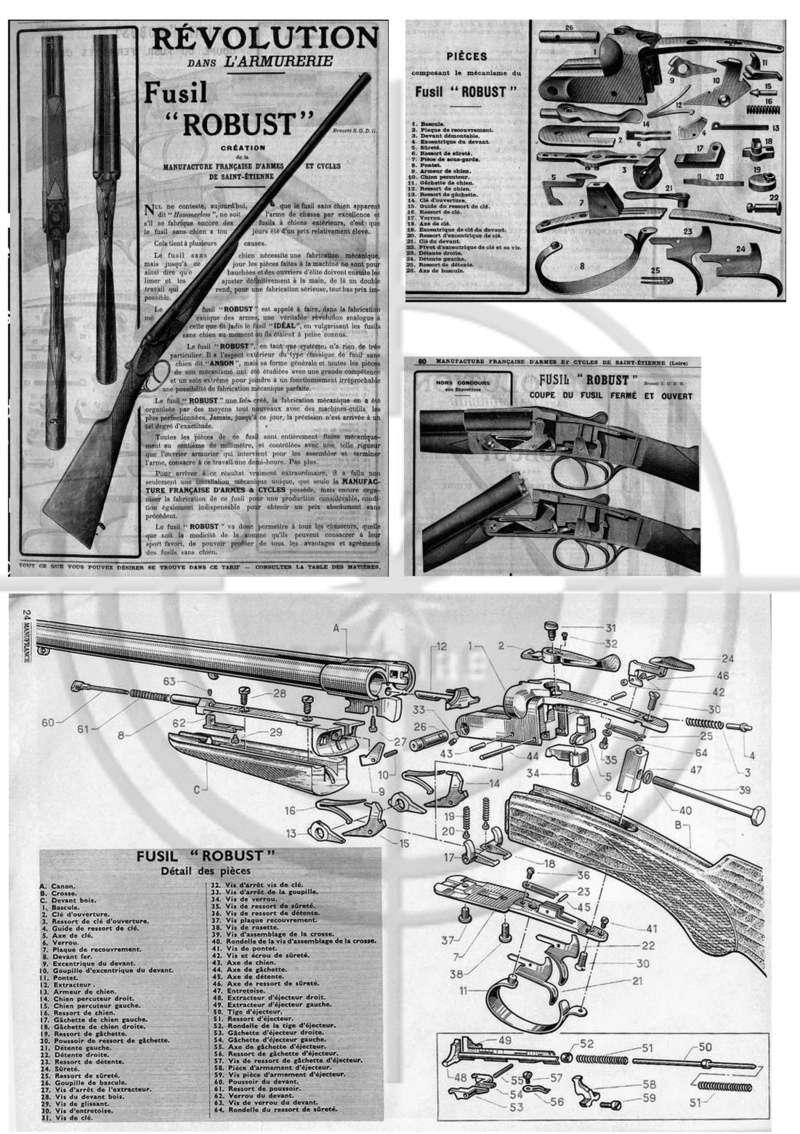 Fusil Robust  Mf-le-10
