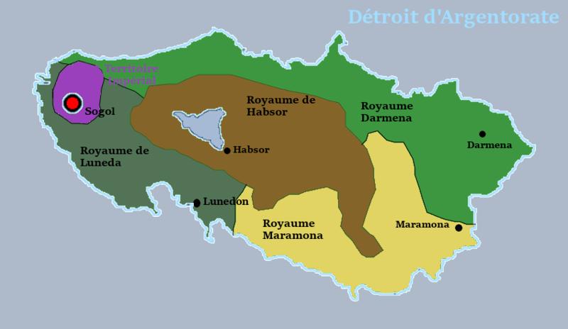 Introduction à la géographie de l'Empire Carte112