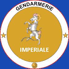 Décret Impérial sur les insignes des forces de sécurité. Gendar11