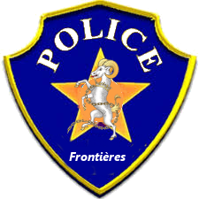 Décret Impérial sur les insignes des forces de sécurité. Police11