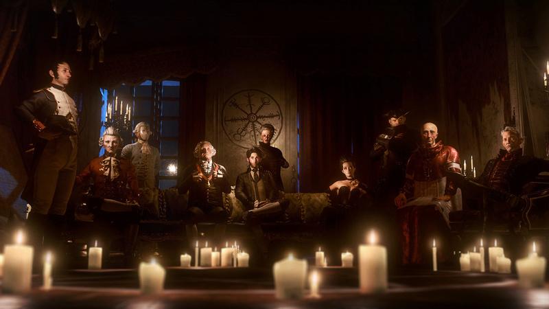 Adventure - [CODEX] The Council Episode 1 114
