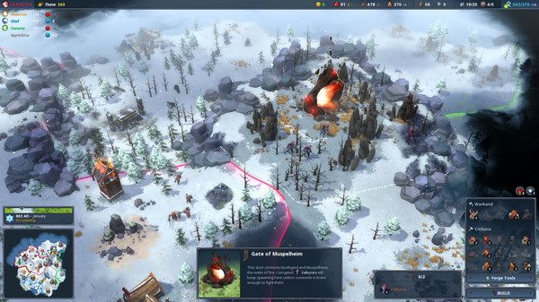 Simulation - [PLAZA] Northgard + Update v1.1.8909 1311