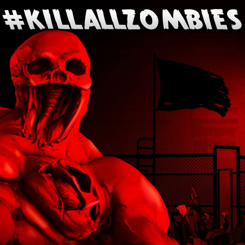 ZOMBIE - [Action] KILLALLZOMBIES 33528110