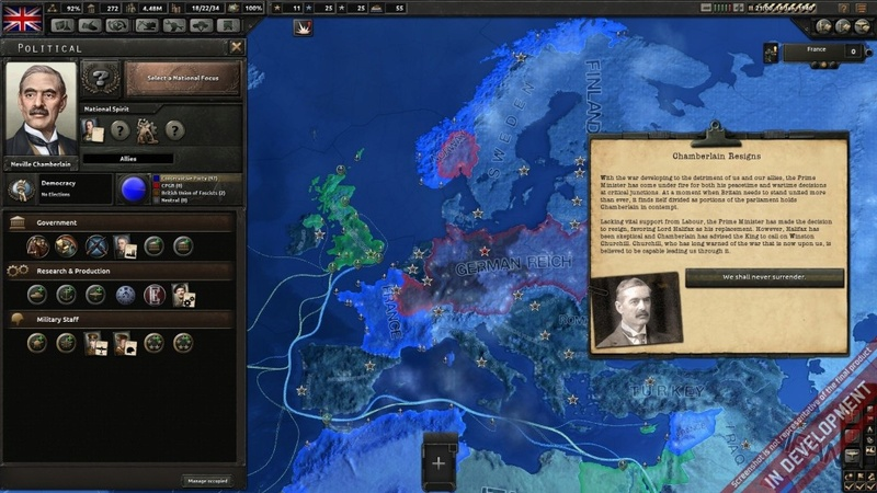 Simulation - [CODEX] Hearts of Iron IV Waking the Tiger 39940210