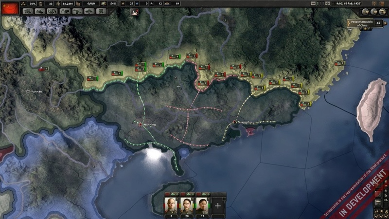 Simulation - [CODEX] Hearts of Iron IV Waking the Tiger 39940510