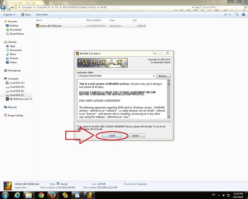 [Download] WinRAR 5.21 Full 4110