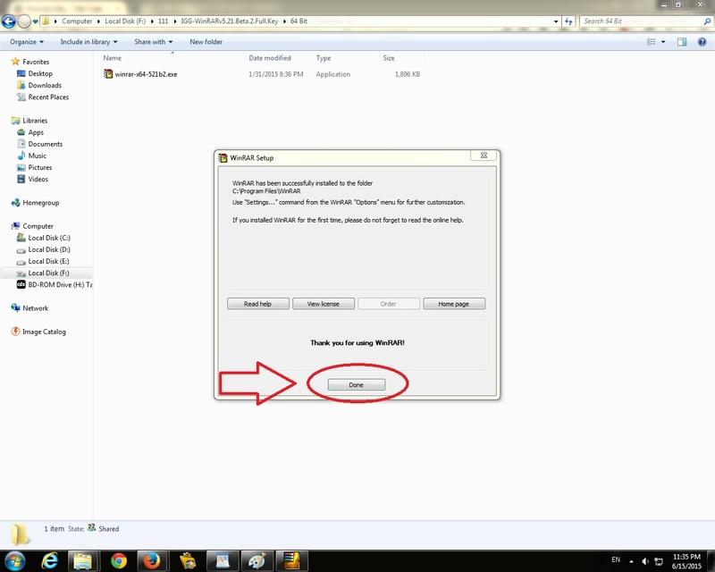 [Download] WinRAR 5.21 Full 6210