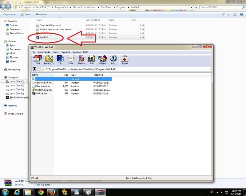 [Download] WinRAR 5.21 Full 7110