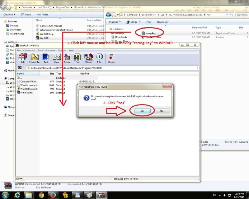 [Download] WinRAR 5.21 Full 8210