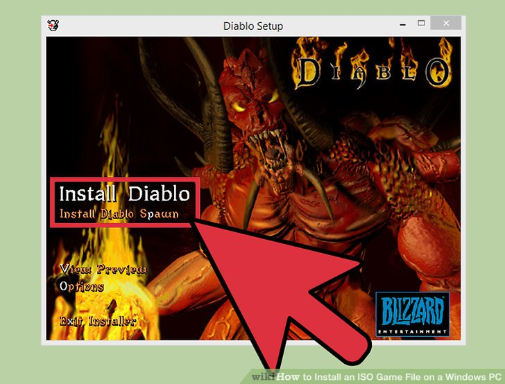 [Read me] How to Install an ISO Game File on a Windows PC Aid34612