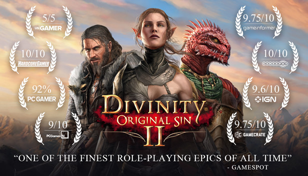 Adventure - [CODEX] Divinity Original Sin 2+ Update v3.0.190.740 Capsul21