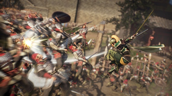 [Adventure] Dynasty Warriors 9-CODEX Dynast11