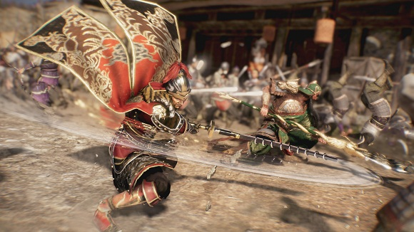 [Adventure] Dynasty Warriors 9-CODEX Dynast12