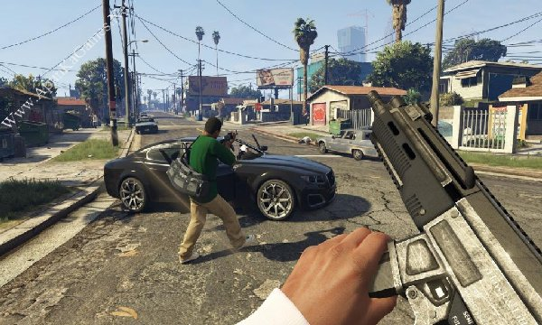 [Rip] GTA 5 Grand Theft Auto V Grand-13