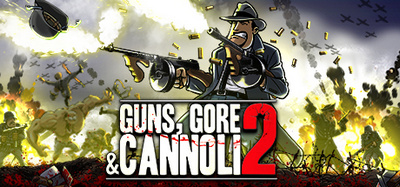 Platformer - [Action] Guns Gore and Cannoli 2-RELOADED Guns-g10