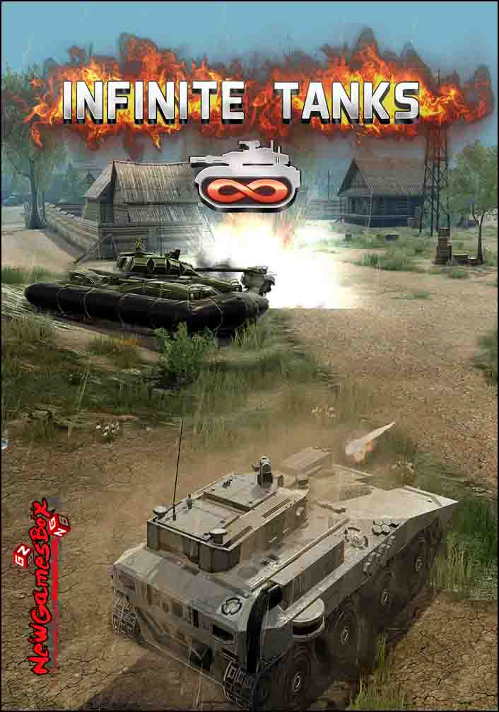 Simulation - [PLAZA] Infinite Tanks PROPER Infini10