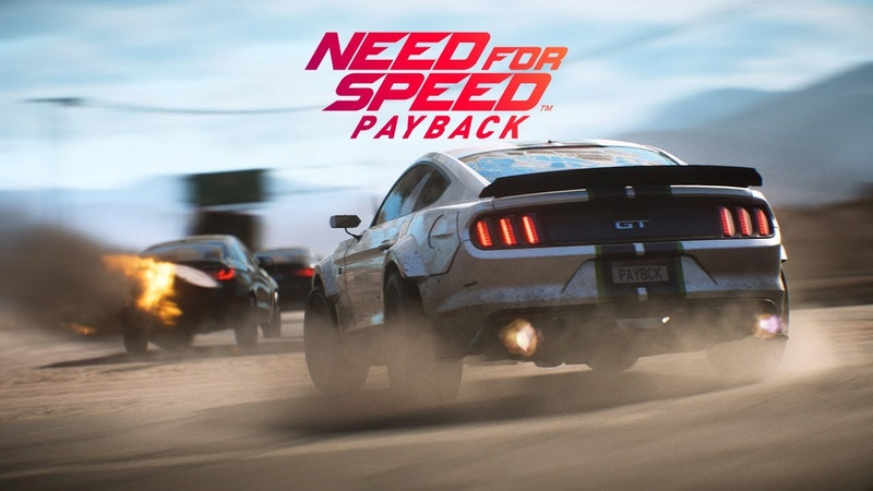 [Repack] Need for Speed Payback Deluxe Edition MULTi10 By FitGirl Maxres18