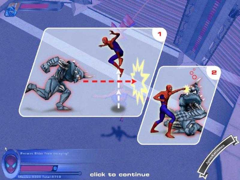 [Rip] Spiderman 1&2 Spider13