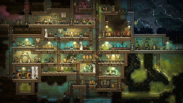 [Others] Oxygen Not Included v259080 Ss_47710