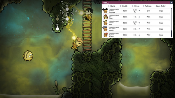 [Others] Oxygen Not Included v259080 Ss_db510