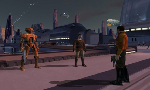 [RPG] Star Wars: Knights of the Old Republic Star-w12