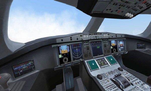 [Others] Take Off The Flight Simulator Take-o10
