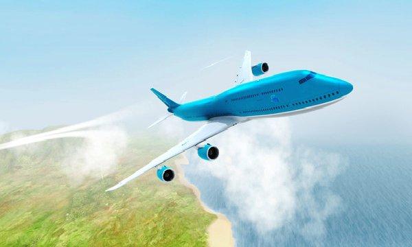 [Others] Take Off The Flight Simulator Take-o12