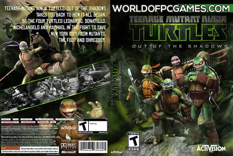 [Action] Teenage Mutant Ninja Turtles Out Of The Shadows Teenag10