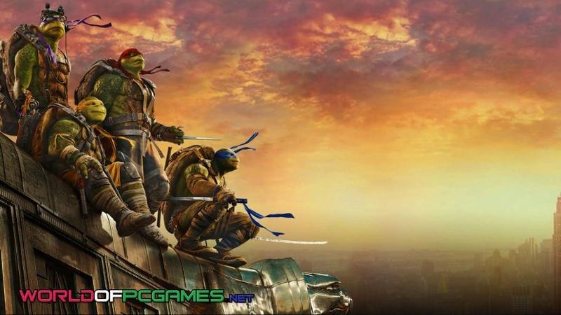 [Action] Teenage Mutant Ninja Turtles Out Of The Shadows Teenag12