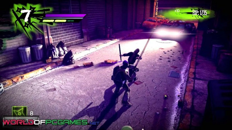 [Action] Teenage Mutant Ninja Turtles Out Of The Shadows Teenag13