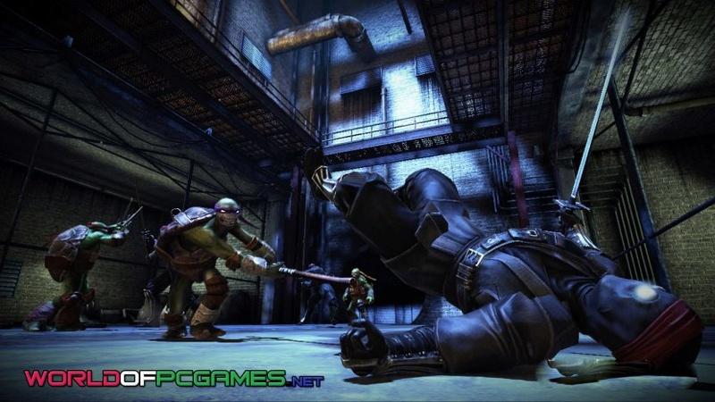 [Action] Teenage Mutant Ninja Turtles Out Of The Shadows Teenag14