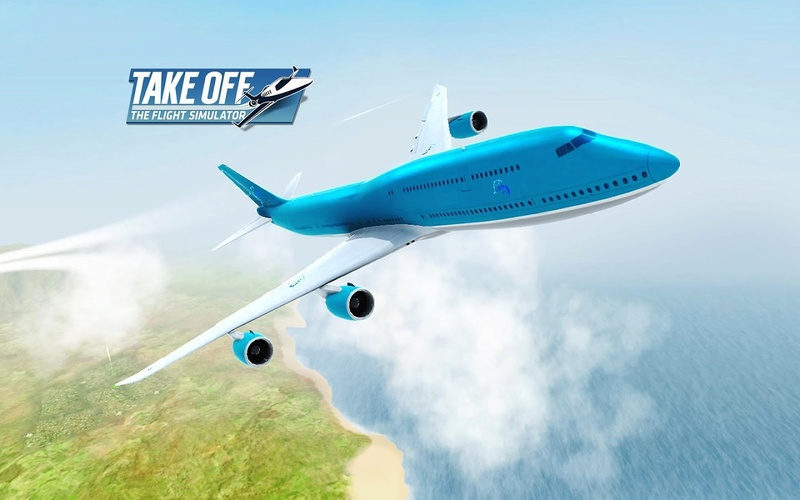 [Others] Take Off The Flight Simulator Unname10
