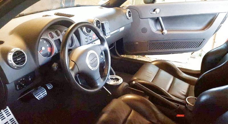 TT 3.2 V6 DSG Auditt19