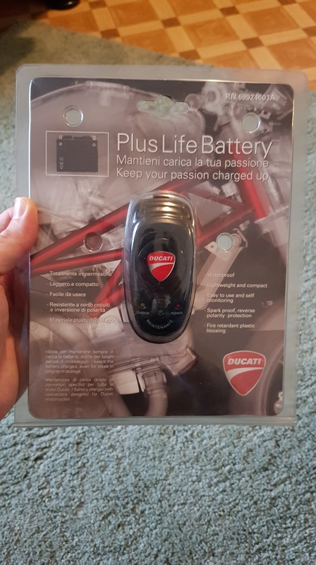 Plus life battery (maintien tension batterie) NEUF 20180112